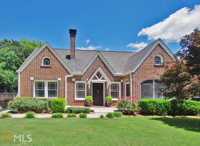 Atlanta Single Family Home New: 986 Courtenay Dr