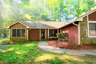 Fayetteville Single Family Home New: 541 Covered Bridge Trail