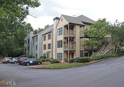 Atlanta Condo/Townhouse New: 406 Abingdon Way #406