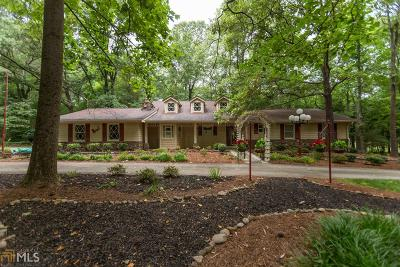 Grayson Single Family Home New: 1529 Pinehurst Rd