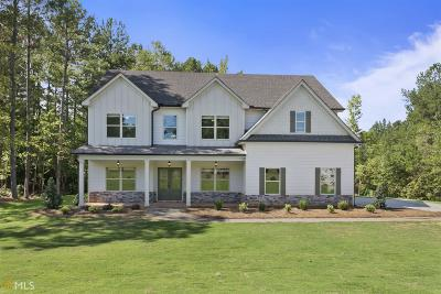 Newnan Single Family Home New: 214 Austin Storey Cir