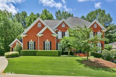 Alpharetta Single Family Home New: 345 Sharpe Ln