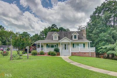 Butts County, Newton County, Jasper County Single Family Home For Sale: 130 Ward Rd