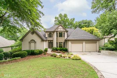 Cobb County Single Family Home New: 3611 Blakeford
