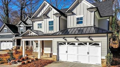 Atlanta Single Family Home New: 155 Candler Road SE