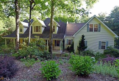 Blairsville Single Family Home New: 704 Riverbend Rd