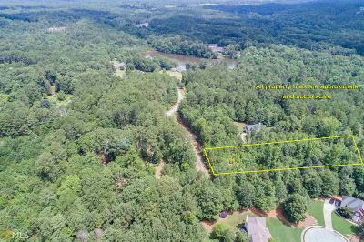Loganville Residential Lots & Land New: 2621 Winfield Way