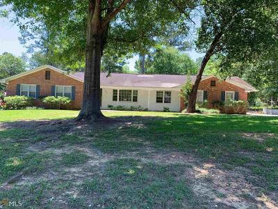 Haddock, Milledgeville, Sparta Single Family Home For Sale: 1901 Briarcliff Rd