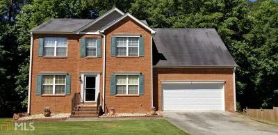 Kennesaw Single Family Home New: 441 Two Iron Trl