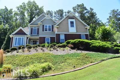 Douglasville Single Family Home New: 77 Provident Pl