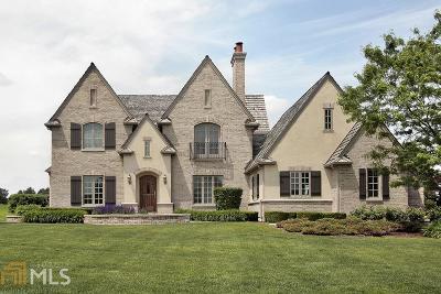 Sandy Springs GA Single Family Home New: $1,700,000