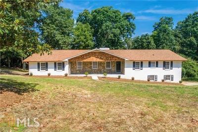 Acworth Single Family Home New: 1888 Cedar Ln