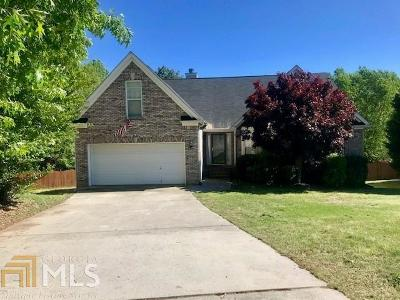 Dacula Single Family Home For Sale: 2320 Taylor Pointe Way