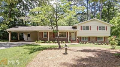 Cobb County Single Family Home New: 2930 SE Meade Circle SE