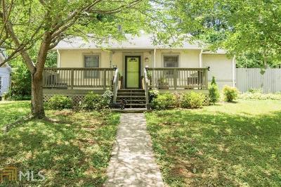 Single Family Home New: 474 Barnett Dr
