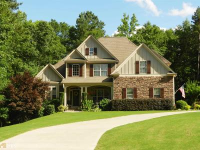 Coweta County Single Family Home New: 3 Beverly Farms Dr #66