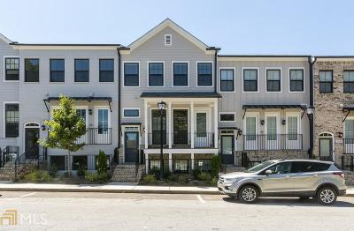 Atlanta Condo/Townhouse New: 2032 Manchester St #92