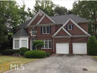 Alpharetta Single Family Home New: 915 Hunts Pt #7