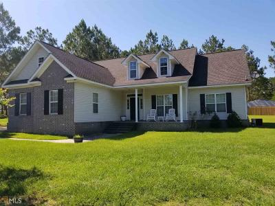 Statesboro Single Family Home New: 2029 Pinemount Blvd