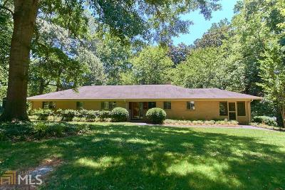 College Park Single Family Home New: 3390 Harris Dr