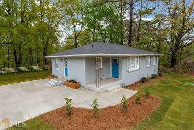 Covington Single Family Home New: 10264 Old Atlanta Highway