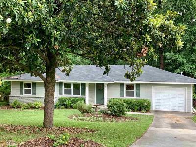 Marietta GA Single Family Home New: $350,000