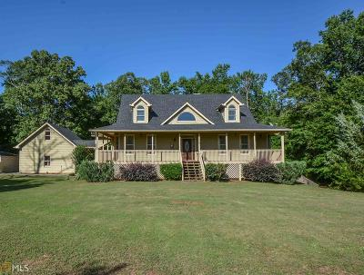 Social Circle Single Family Home New: 1045 Rock Creek Rd