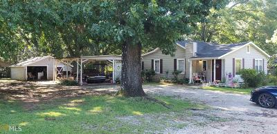 Conyers Single Family Home New: 3206 SE Highway 20