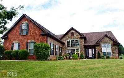 Winder Single Family Home New: 81 Drew Circle