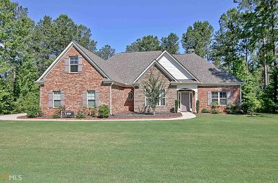 Senoia Single Family Home New: 117 Fox Hall Crossing W