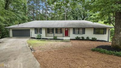 Decatur GA Single Family Home New: $469,000