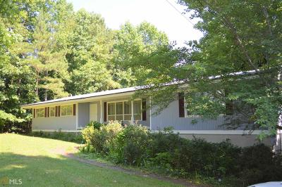 Fulton County Single Family Home New: 8435 Rivertown Rd