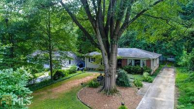 Fulton County Residential Lots & Land New: 1952 Wellbourne Drive NE