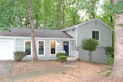 Stone Mountain Single Family Home For Sale: 432 Pineburr Ln