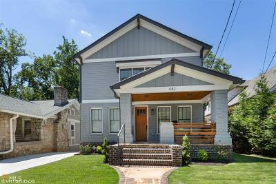 Atlanta Single Family Home New: 482 Parkway Dr