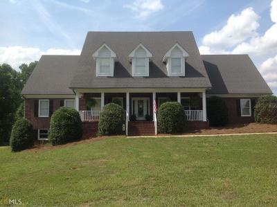 McDonough Single Family Home New: 521 East Lake Rd