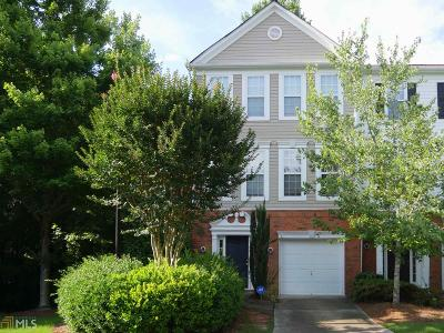 Alpharetta Condo/Townhouse New: 3323 Lathenview Ct