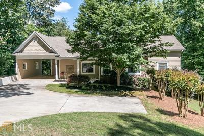 Lavonia, Martin, Toccoa, Fair Play, Westminster Single Family Home For Sale: 754 Hardy Rd