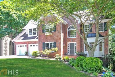 Acworth Single Family Home New: 575 Braidwood Drive NW