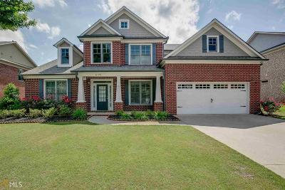 Flowery Branch Single Family Home For Sale: 6109 Stillwater Trl