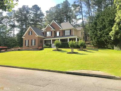 Kennesaw Single Family Home New: 1563 Amberwood Creek Dr