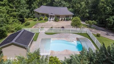 Lavonia, Martin, Toccoa, Fair Play, Westminster Single Family Home For Sale: 174 Highland Ct