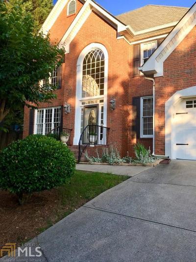 Suwanee Single Family Home New: 5005 Brent Knoll Lane