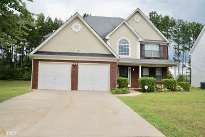 Clayton County Single Family Home New: 11130 Genova Ter