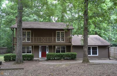 Griffin Single Family Home New: 2101 Honeybee Creek Dr
