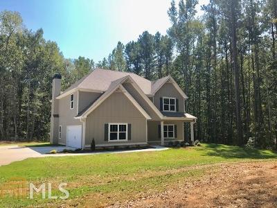 Moreland Single Family Home For Sale: Allison Rd #Lot 3