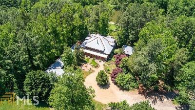 Walton County, Gwinnett County, Barrow County, Hall County, Forsyth County Single Family Home For Sale: 6749 Stringer Rd