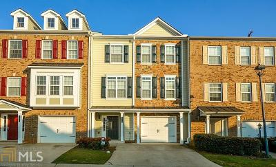 Kennesaw Condo/Townhouse New: 210 Plaza Park