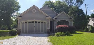 Lavonia Single Family Home For Sale: 147 Cherokee Ln