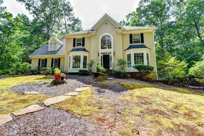 Alpharetta Single Family Home New: 520 Stablegate